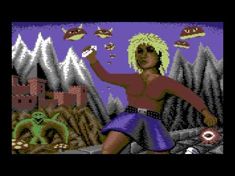 #YesterPlay: The Great Giana Sisters (C64, Time Warp Productions, 1987)