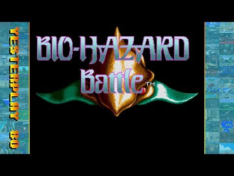 #YesterPlay: Bio Hazard Battle (Mega Drive, Sega, 1992)