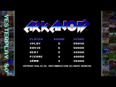 #YesterPlay: Arkanoid (MS-DOS, NovaLogic, 1988)