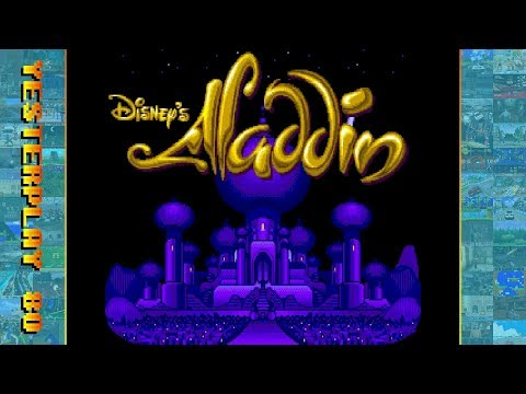#YesterPlay: Disney's Aladdin (MS-DOS, Spontaneous Confusion, 1994)