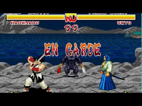 #YesterPlay: Samurai Shodown (Mega Drive, Saurus, 1994)