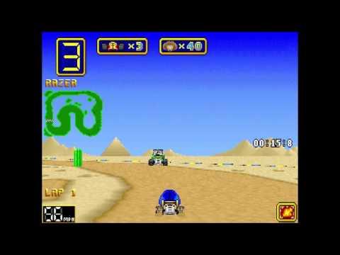 YesterPlay: Wacky Wheels (MS-DOS, Beavis Soft, 1994)