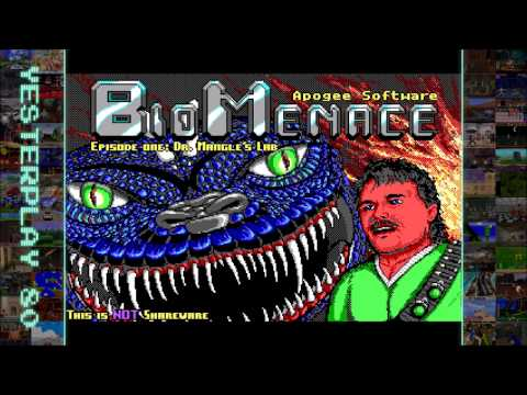 YesterPlay: Bio Menace (MS-DOS, Apogee Software, 1993)