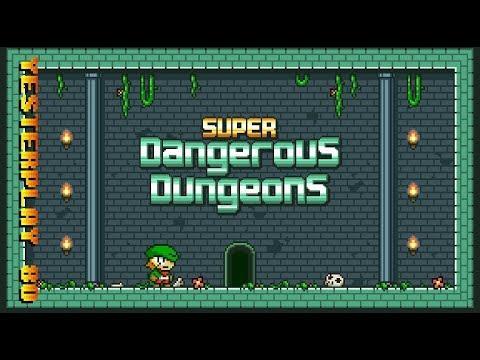 (P)review: Super Dangerous Dungeons (PC, Adventure Islands, 2018)
