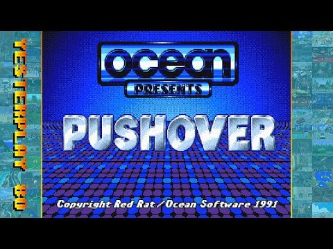#YesterPlay: Push-Over (Atari ST, Red Rat Software, 1991)