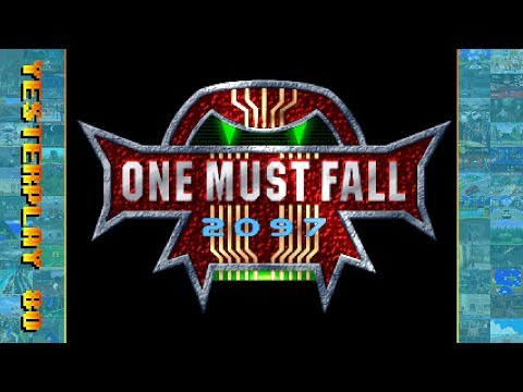 #YesterPlay: One Must Fall 2097 (MS-DOS, Diversions Entertainment, 1994)