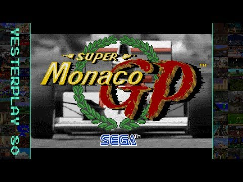 YesterPlay: Super Monaco GP (Commodore Amiga, U.S. Gold, 1991)