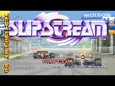 #YesterPlay: Slipstream (Arcade, Capcom, 1995)