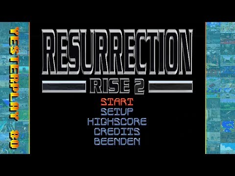#YesterPlay: Rise 2 - Resurrection (MS-DOS, Mirage Software, 1996)