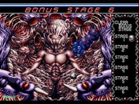 #YesterPlay: Dragon's Fury (Mega Drive, Technosoft, 1992)