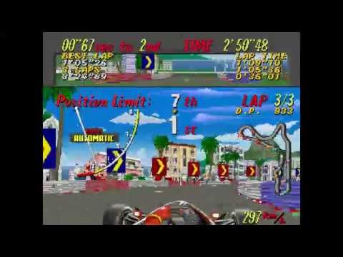 #YesterPlay: Super Monaco GP (Arcade, Sega, 1989)