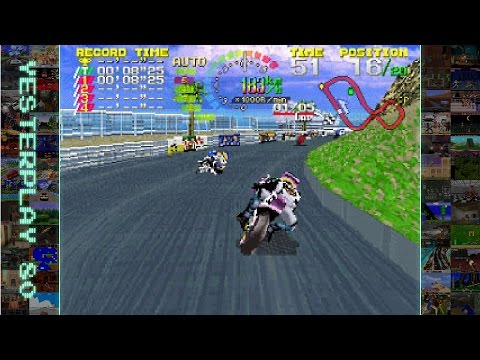 YesterPlay: Hang On GP (Saturn, Sega, 1995)