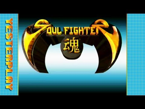 #YesterPlay: Soul Fighter (Dreamcast, Toka, 1999)