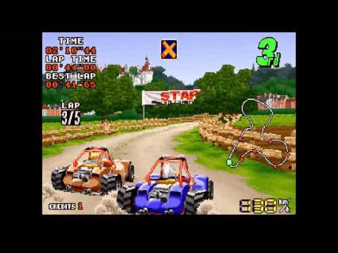 YesterPlay: World Rally Fever (MS-DOS, Split, 1996)