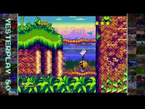 #YesterPlay: Ristar (Mega Drive, Sega, 1995)