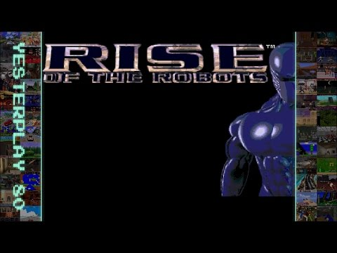 #YesterPlay: Rise Of The Robots (Mega Drive, Data Design Interactive, 1995)