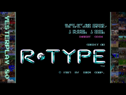 YesterPlay: R-Type (Arcade, Irem, 1988)