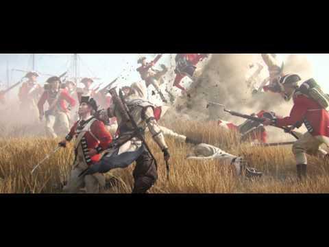 Assassin's Creed 3 - Offizieller E3-Trailer [DE]