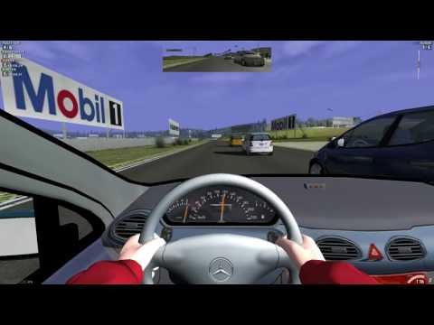 YesterPlay: (Mercedes Benz) World Racing (PC, Synetic, 2003)