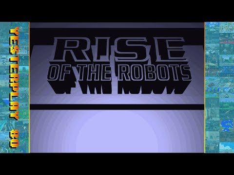 #YesterPlay: Rise Of The Robots (MS-DOS, Mirage Software, 1994)