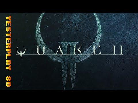 #YesterPlay: Quake 2 (PC, id Software, 1997)