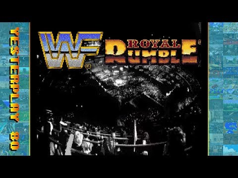 #YesterPlay: WWF Royal Rumble (SNES, Sculptured Software, 1993)