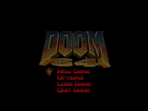 Doom 64 EX (N64, Midway Games, 1997 / PC, Samuel Villareal, 2008)