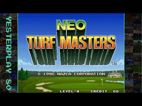 #YesterPlay: Neo Turf Masters (Neo Geo, Nazca Corporation, 1996)
