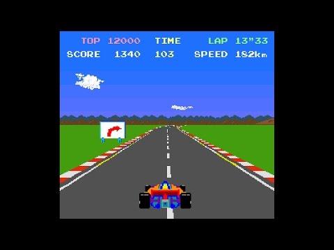 #YesterPlay: Pole Position (Arcade, Namco, 1982)