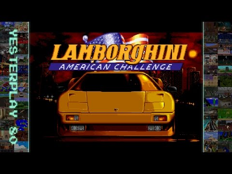 #YesterPlay: Lamborghini - American Challenge (MS-DOS, Titus Interactive, 1994)