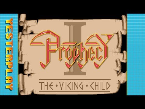 #YesterPlay: Prophecy 1 - The Viking Child (MS-DOS, Imagitec, 1991)