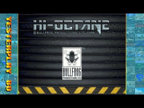 YesterPlay: Hi-Octane (MS-DOS, Bullfrog Productions, 1995)