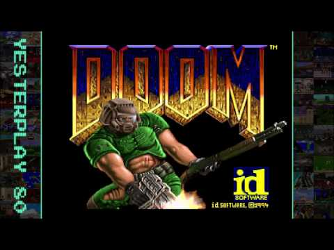 YesterPlay: Doom (32X, id Software, 1994)