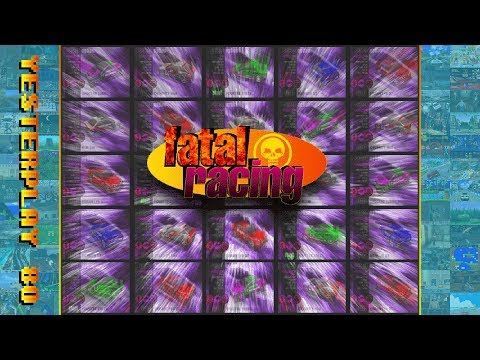 YesterPlay: Fatal Racing (MS-DOS, Gremlin Interactive, 1995)