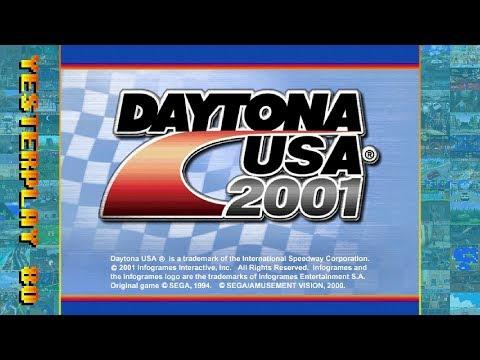#YesterPlay: Daytona USA 2001 (Dreamcast, Sega/Genki, 2001)