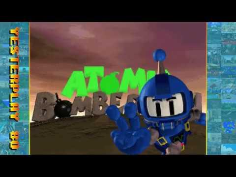 #YesterPlay: Atomic Bomberman Intro (PC, Interplay Productions, 1997)
