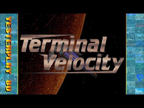 YesterPlay: Terminal Velocity (MS-DOS, Terminal Reality Inc., 1995)