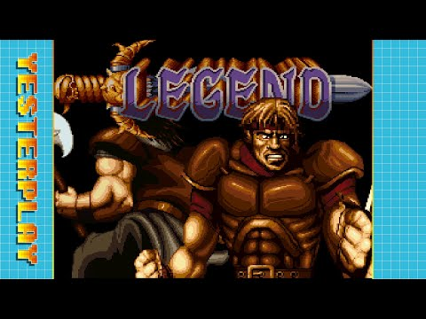 YesterPlay: Legend (SNES, 1994 / PC, 2015 / Arcade Zone)