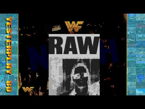 #YesterPlay: WWF Raw (Mega Drive, Sculptured Software, 1994)