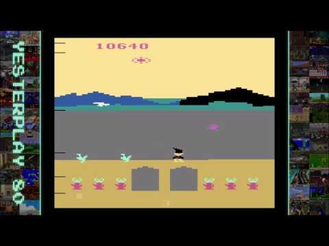 #YesterPlay: Bobby geht nach Hause (A2600, Bit Corp, 1983)