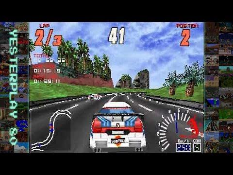 #YesterPlay: Martini Racing (MS-DOS, Graffiti, 1995)