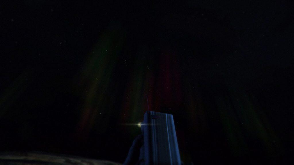Lifeless Planet - Nordlichter