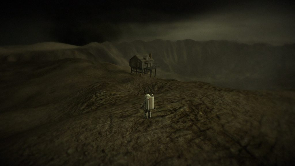 Lifeless Planet - Der Krater