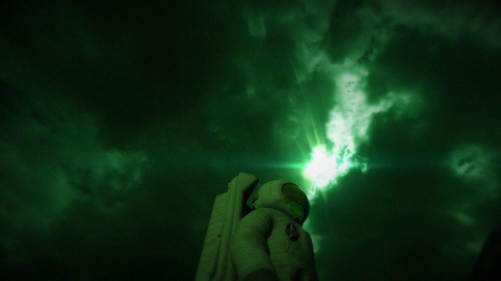 Lifeless Planet - Grüner Himmel